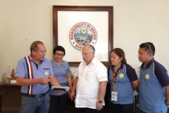 Courtesy Call sa Provincial Agriculture Office 002