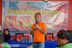 Deputation Training for Enforcers 001