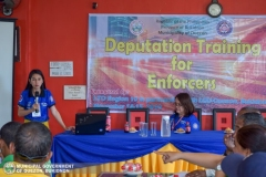 Deputation Training for Enforcers 004