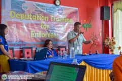 Deputation Training for Enforcers 005