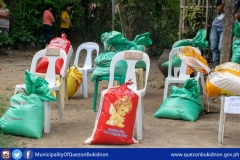 Distribution Of Relief Goods 005