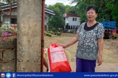 Distribution Of Relief Goods 006