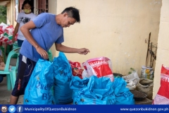 Distribution Of Relief Goods 001