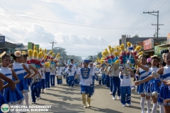 Drum and Lyre Competition at Quezon, Bukidnon 001