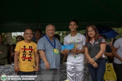 Drum and Lyre Competition at Quezon, Bukidnon 061