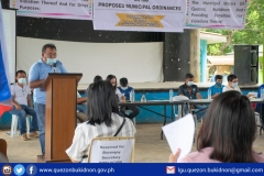 Gipahigayon Nga Public Hearing Sa Mga Proposed Municipal Ordinances Sa 14th Sangguniang Bayan 010