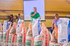 Giving of Corn Seeds and Fertilizer by Bukidnon Provincial Government 008