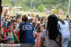 Giving of Mask in Salawagan Central Elementary School (SCES) 014
