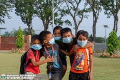 Giving of Mask in Salawagan Central Elementary School (SCES) 019