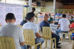 Happening Now: License To Own And Possess Firearm (LTOPF) Caravan Sa Wellness Center 003