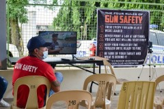 Happening Now: License To Own And Possess Firearm (LTOPF) Caravan Sa Wellness Center 004