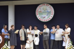Inauguration of Elected Officials and Last 13th SB Session 008