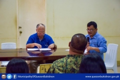 Joint Meeting sa Municipal Development Council ug Municipal Peace and Order Council 002