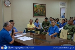 Joint Meeting sa Municipal Development Council ug Municipal Peace and Order Council 011