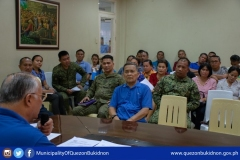Joint Meeting sa Municipal Development Council ug Municipal Peace and Order Council 012