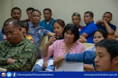 Joint Meeting sa Municipal Development Council ug Municipal Peace and Order Council 021