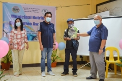 Municipal Nutrition Committee Awarding Ceremony 2020 002