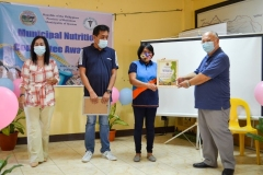 Municipal Nutrition Committee Awarding Ceremony 2020 006