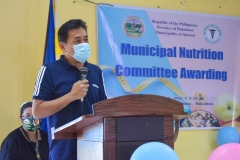 Municipal Nutrition Committee Awarding Ceremony 2020 015