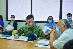 Municipal Peace And Order Council (MPOC) 4th Quarter Meeting (22 December 2020) 001