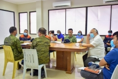 Municipal Peace And Order Council (MPOC) 4th Quarter Meeting (22 December 2020) 007