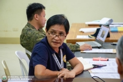 Municipal Peace and Order Council (MPOC) Quarterly Meeting 005