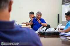 Municipal Peace and Order Council (MPOC) Quarterly Meeting 008