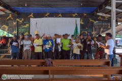 Municipal Social Welfare and Development of Quezon, Bukidnon Assists to 24 Surrenderees 001