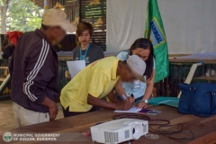Municipal Social Welfare and Development of Quezon, Bukidnon Assists to 24 Surrenderees 006