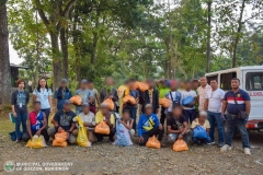 Municipal Social Welfare and Development of Quezon, Bukidnon Assists to 24 Surrenderees 008