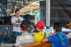 Municipal Social Welfare and Development Office with 88th Infantry Battalion Gives Assistance to 8 Surrenderees 004