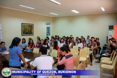 Public Employment Service Office (PESO) Kicked-off the Special Program for Employment of Students 001