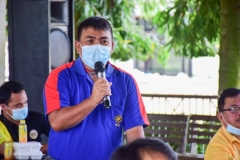 Public Hearing On The Proposed Municipal Ordinance Imposing Rental Fees And Other Charges For The Use Of Certain Spaces, Stalls, And Facilities Not Otherwise Provided For In The Quezon Central Market And Quezon Central Terminal 007