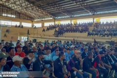 Refresher Course: The Role of Barangay Tanod in Governance at Municipal Gymnasium 004