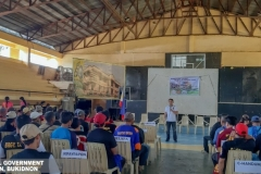 Refresher Course: The Role of Barangay Tanod in Governance at Municipal Gymnasium 006