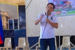 Refresher Course: The Role of Barangay Tanod in Governance at Municipal Gymnasium 007
