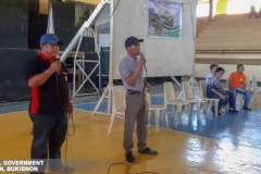 Refresher Course: The Role of Barangay Tanod in Governance at Municipal Gymnasium 009