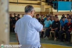 Refresher Course: The Role of Barangay Tanod in Governance at Municipal Gymnasium 011