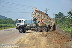 Road-Clearing Operations at Quezon, Bukidnon 02-006