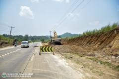 Road-Clearing Operations at Quezon, Bukidnon 02-007