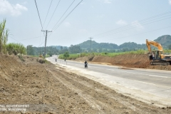 Road-Clearing Operations at Quezon, Bukidnon 02-008