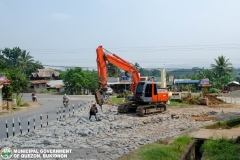 Road-Clearing Operations at Quezon, Bukidnon 02-011