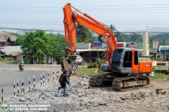 Road-Clearing Operations at Quezon, Bukidnon 02-012