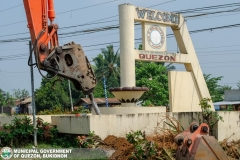 Road-Clearing Operations at Quezon, Bukidnon 02-015