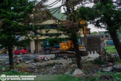 Road-Clearing Operations at Quezon, Bukidnon 02-020