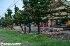 Road-Clearing Operations at Quezon, Bukidnon 02-022