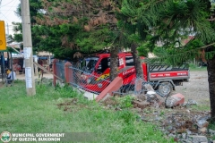 Road-Clearing Operations at Quezon, Bukidnon 02-023