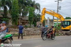 Road Clearing Operations at Quezon, Bukidnon 004