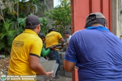 Road Clearing Operations at Quezon, Bukidnon 008