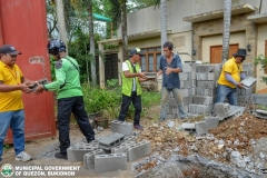Road Clearing Operations at Quezon, Bukidnon 009